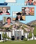 The BYU Advocate by J. Reuben Clark Law School