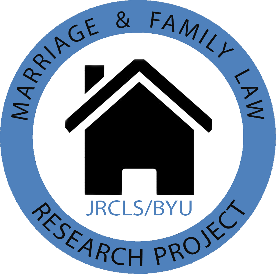 the Marriage and Family Law Research Project