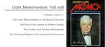 Clark Memorandum: Fall 1978 by J. Reuben Clark Law School