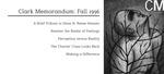 Clark Memorandum: Fall 1996 by J. Reuben Clark Law School