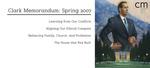 Clark Memorandum: Spring 2007 by J. Reuben Clark Law School