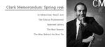 Clark Memorandum: Spring 1996 by J. Reuben Clark Law School
