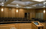 Trial Advocacy Courtroom