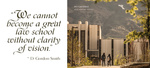 2017 BYU Law Annual Report by BYU Law